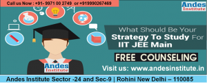 One Year JEE, Coaching Programme for Students completing 11th Standard.